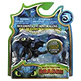 Dragons - Mini Dragones Toothless Siting (Bizak 61926628)