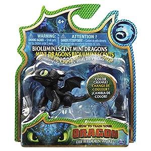 Dragons - Mini Dragones Toothless Siting (Bizak 61926628)