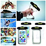 1.Transparent waterproof phone bag ; 2.Automatically floating when it under water ; 3.Sensitive touch , can play phone or take photo underwater ; 4.Reliably Sealing & waterproofness ; 5.Hight quality & perfect experience ; 6.Hook & Loop T...