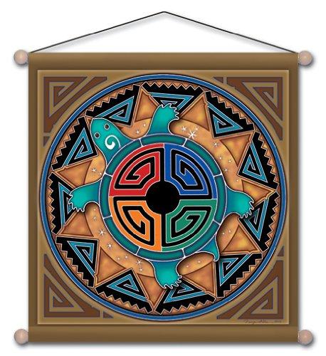 15-x-15-tortuga-medicina-curacion-mandala-meditacion-pancarta