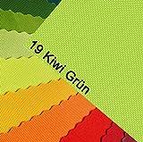 OXFORD 600D Farbe 19| GRÜN Kiwi Neon Polyester Stoff 1 lfm