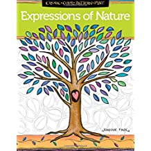 Zenspirations(tm) Coloring Book Trees & Nature: Create, Color, Pattern, Play!