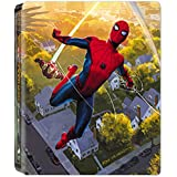 SPIDER-MAN : HOMECOMING - STEELBOOK LIMITE BD 3D + 2D