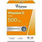 Vitavea - Vitamine C 500 - 90 jours - 24 comprimés effervescent - gout orange sans sucre
