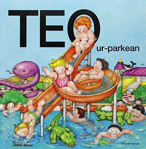 Teo ur-parkean (Teo eta bere ingurua) por Violeta Denou