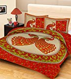 Best Bedspreads - fecom rajasthani King Size Pure Cotton Double Bedspread/ Review