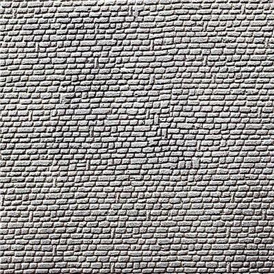 """FALLER 272592 - Dekorplatte \""""Naturstein-Quader\"""""""