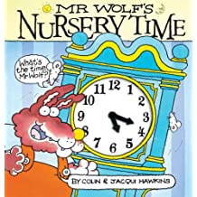 Mr. Wolf's Nursery Time