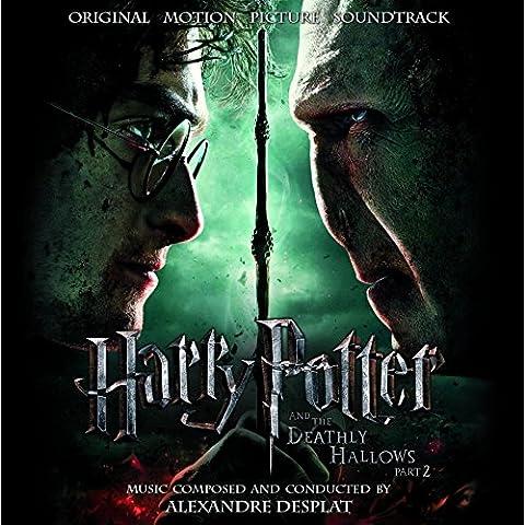 Harry Potter and The Deathly Hallows Part 2 (Gatefold sleeve) [180 gm 2LP black vinyl] [Vinilo]