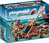Playmobil 6039 - Catapulta dei Cavalieri del Leone, 2 Pezzi