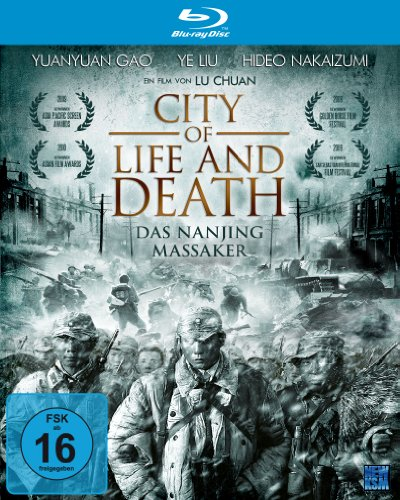 City Of Life And Death [Blu-ray] (Sound City Ray Blu)