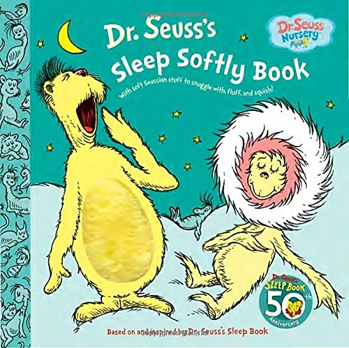 Dr. Seuss's Sleep Softly Book (Dr. Seuss Nursery)