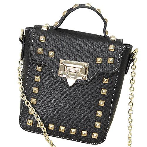 yuanser-mujer-vendimia-remache-tachonada-de-punk-estilo-tote-bolsa-bolso-de-hombro-negro