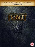 The Hobbit: The Battle Of The Five Armies - Extended Edition [DVD] UK-Import, Sprache: Deutsch, Englisch.