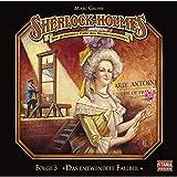 Sherlock Holmes - Die geheimen Fälle: Folge 03: Das entwendete Fallbeil