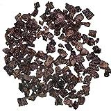 Bild: Grobys Rinderlunge Trainingshappen fettarme Belohnung für Hunde Verpackungseinheit1 Kilogramm