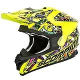 Scorpion 35-149-118-02 Casco para Motocicleta