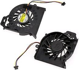 Regatech Laptop CPU Cooling Fan for HQ Pavilion DV6-6C53NR, DV6-6C53SS, DV6-6C54EI, DV6-6C54ER Internal