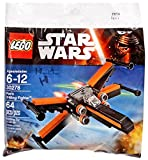 Lego Poe's X-Wing Kampfflieger Polybag 30278