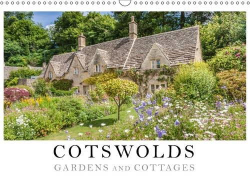 and Cottages 2016: The Cotswolds is one of the most beautiful and magnificent areas in the green heart of England. (Calvendo Places) ()
