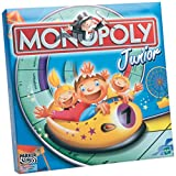 Hasbro - Parker 00441100 - Monopoly Junior, deutsche Version
