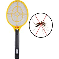 Spartan Hunter Mosquito Resistant Bat/Rechargeable Mosquito Swatter/Zapper Racket (Multicolor, Pack of 1)
