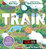 Train (Journey Through the Pages Book)