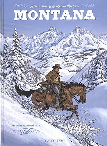 Montana - tome 0 - Montana par Manfredi Gianfranco