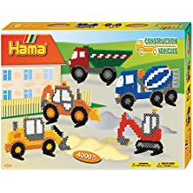 Hama construcción grandes vehículos caja de regalo