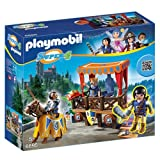 Playmobil - 6695 - Super4 - Tribune Royale avec Alex