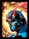 DC Comics (Darkseid 30 x 40 cm Objet Souvenir