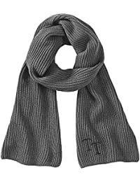 Men's Personalised Monogram Initials Knitted Scarf