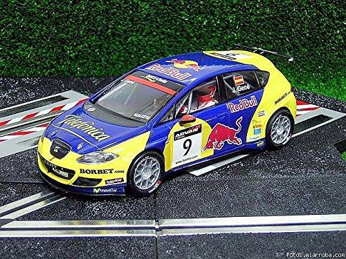 Seat Leon WTCC 2006 Gene SCALEXTRIC 6235