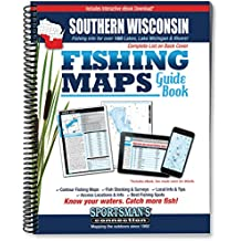 Southern Wisconsin Fishing Maps Guide Book (Fishing Maps from Sportsman's Connection)