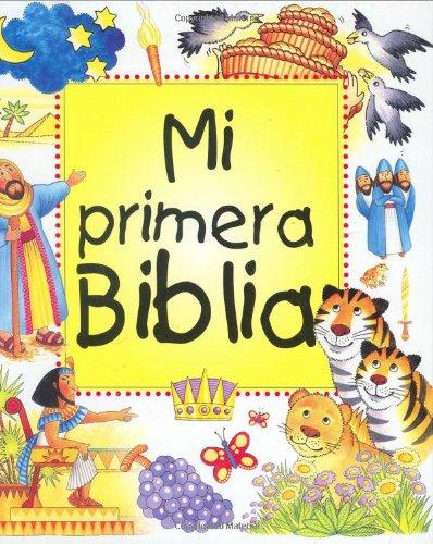 Mi Primera Biblia por Leena Lane