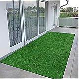 Comfy Home Door Mat (Green, Polypropylene, 3.25 x 8 FT)