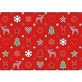 Susy Card 11383965 Geschenkpapier Rolle 2 m Hüttenzauber