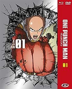 One Punch Man #01 (Eps 01-04) (Ed. Limitata E Numerata) (Blu-Ray+Dvd+Collector's Box)
