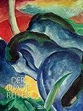 Der Blaue Reiter 2019: Großer Kunstkalender. Wandkalender mit Werken der Gruppe der blaue Reiter, Expressionismus. Kunst Gallery Format: 48 x 64 cm, Foliendeckblatt