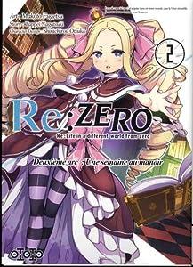 """Afficher """"Re : Zero n° 4<br /> Deuxième arc : une semaine au manoir"""""""