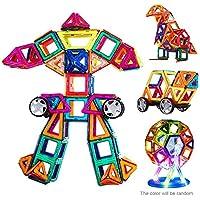 GoolRC Jouet Magn¨¦tique en Plastique 3D Batiment Blocks Kits de Bricolage DIY Enfants Jouets Educatifs Mod¨¨le