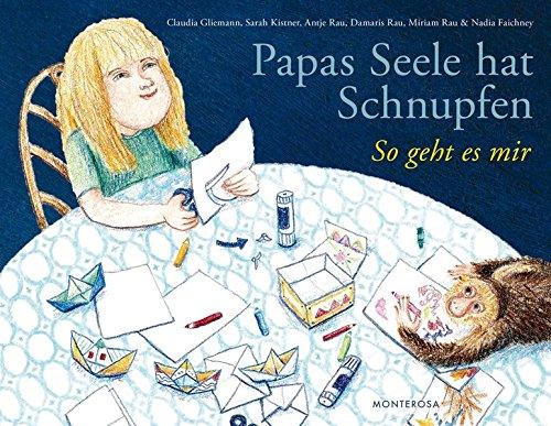 Cover »Papas Seele hat Schnupfen - so geht es mir - Arbeitsheft«