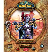 World of Warcraft: The Adventure Game - Wennu Bloodsinger Character Pack