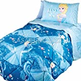 Completo Lenzuola Caleffi Disney Frozen Elsa
