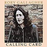 Rory Gallagher: Calling Card (Remastered 2012) [Vinyl LP] (Vinyl)