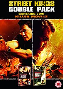 Street Kings/Street Kings 2: Motor City Double Pack [DVD] [2008]