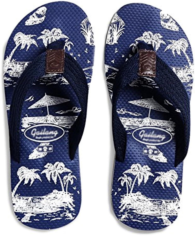 Sommer Herren Flip Flops Casual Rutschfeste Mode Badeschuhe Schwimmbad Clip Toe Hausschuhe Surf Beach Sandalen