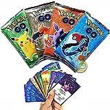 Day Pokemon Go Trading Card Game- 5 Packs (Random) - Basic Cards (Non Licensed)