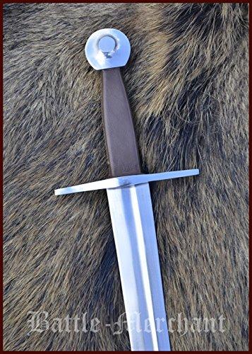 Mittelalterliches Einhandschwert, für leichten Schaukampf, SK-C von Battle-Merchant - Echtes Schwert Metall