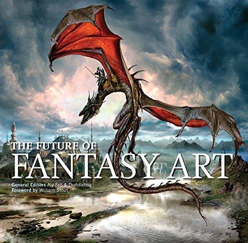 The Future of Fantasy Art por Aly Fell